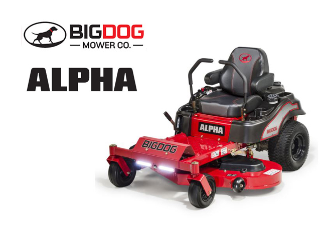 Big Dog Mower