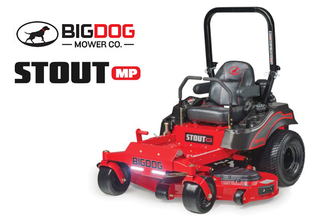 Stout Mp Big Bog Mowers J Amp K Lawn Equipment Landscape