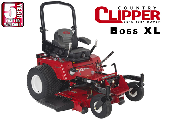 Boss XL Mower