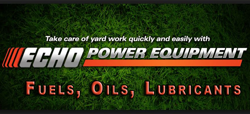 echo Fuels, Oils, Lubricants