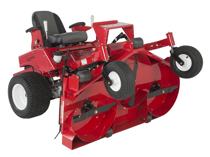 edge XLT mower
