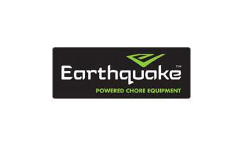 earthquake lawn equipment