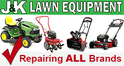 repair lawn equipment snow blowers