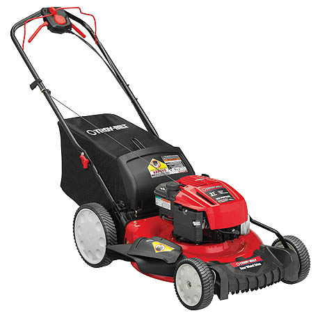 troy TB350 Tri Action mower